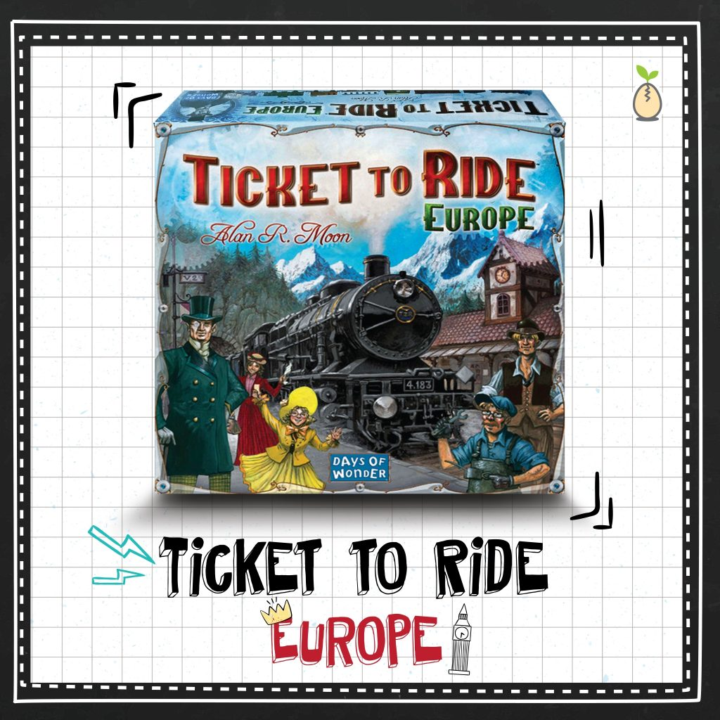 14 Best Ticket To Ride Board Game Versions & Expansions ...