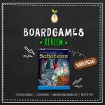 Boardgames review - Saboteur by insThink Learning
